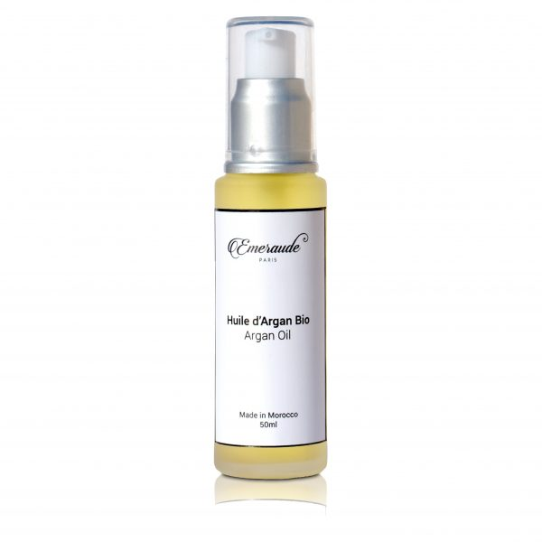 Emeraude Paris, Huile d'Argan Bio Argan Oil