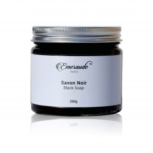 Emeraude Paris, Savon Noir Black Soap